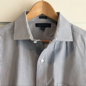 Tommy Hilfiger Shirts - Tommy Hilfiger striped button down top